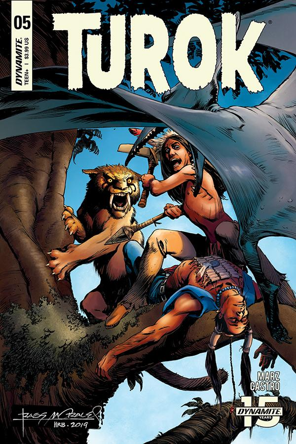 Turok by Ron Marz