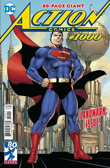 Action 1000 by Jim Lee