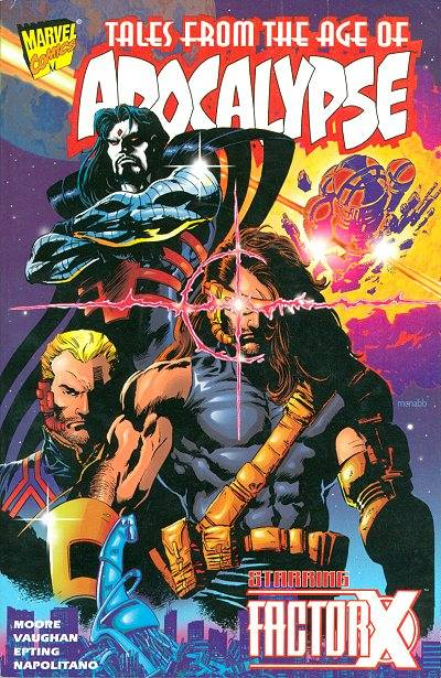 Tales from the Age of Apocalypse by Brian K. Vaughan