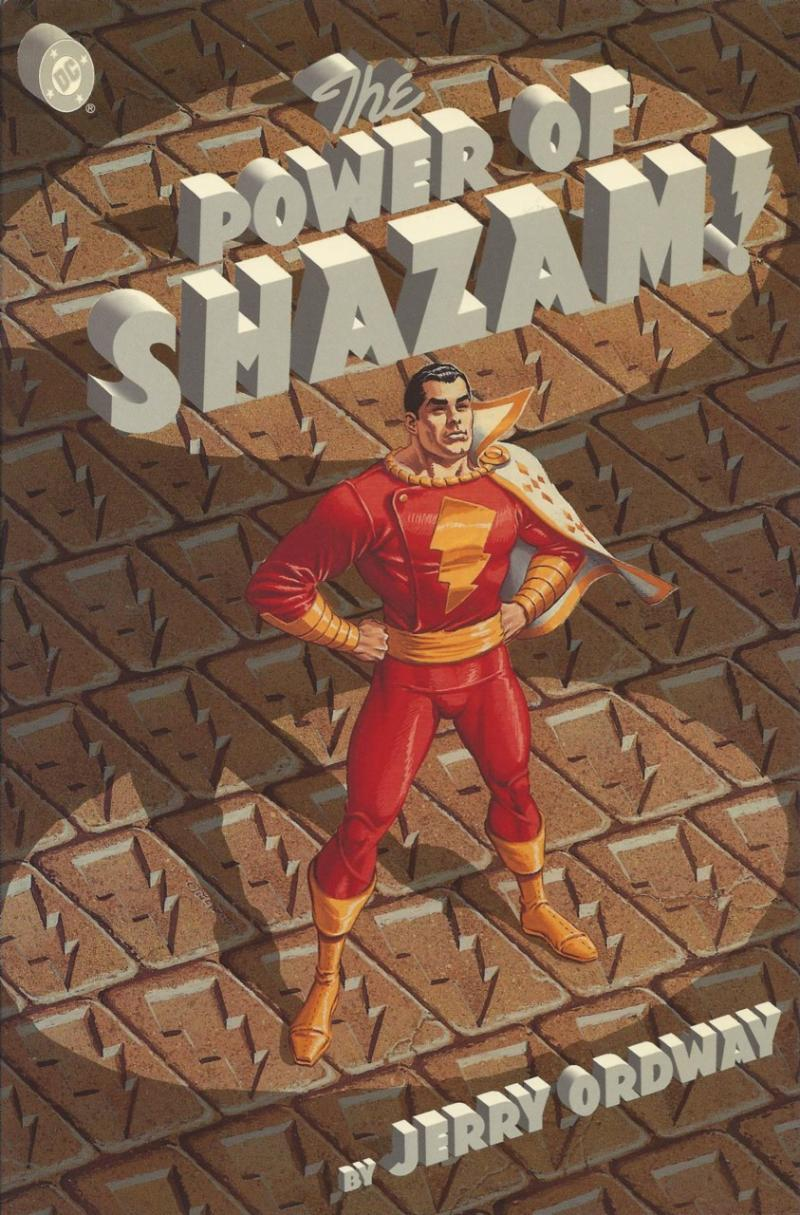 The Power of Shazam_