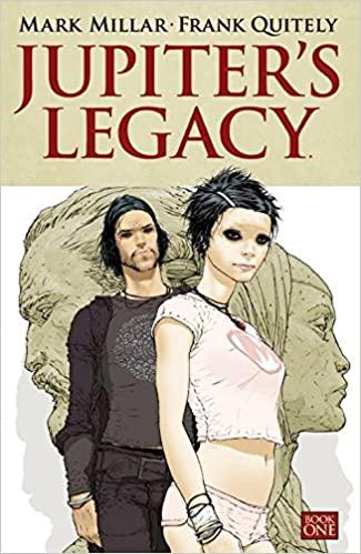 Jupiter_s Legacy by Mark Millar