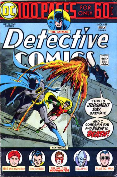 Detective Comics by Howard Chaykin