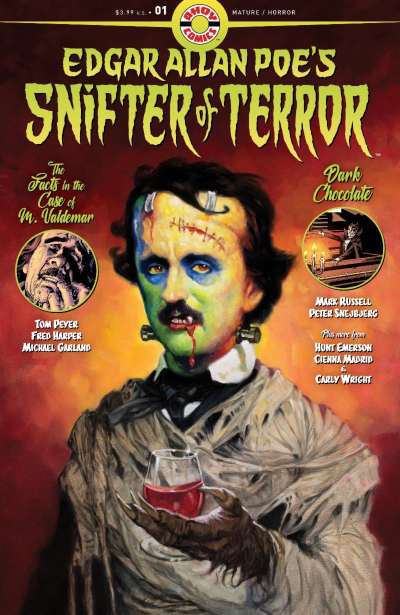 Edgar Allan Poe_s Snifter of Terror