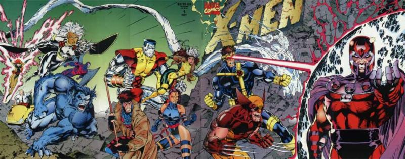 X-Men 1 by Jim Lee