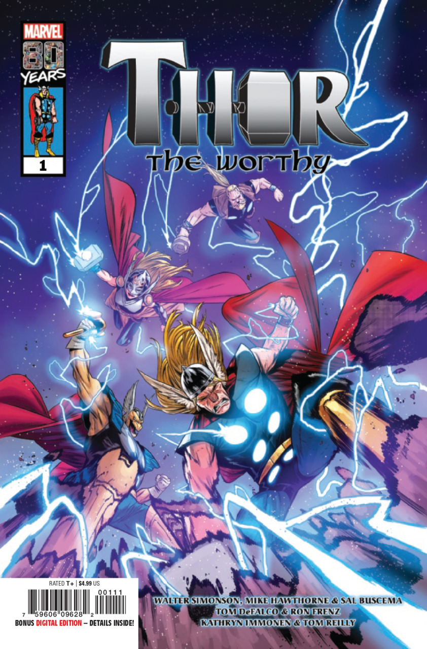 Thor the Worthy by Keith Williams