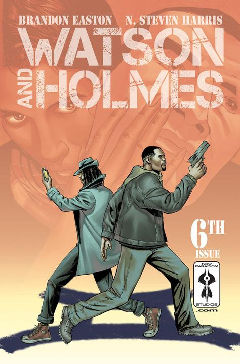 Watson and Holmes by N. Steven Harris