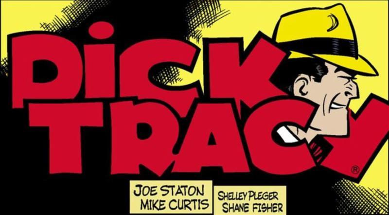 Dick Tracy by Joe Staton