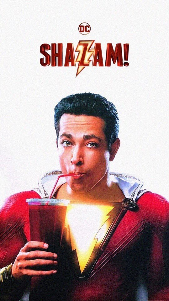 Zachary Levi as SHAZAM_