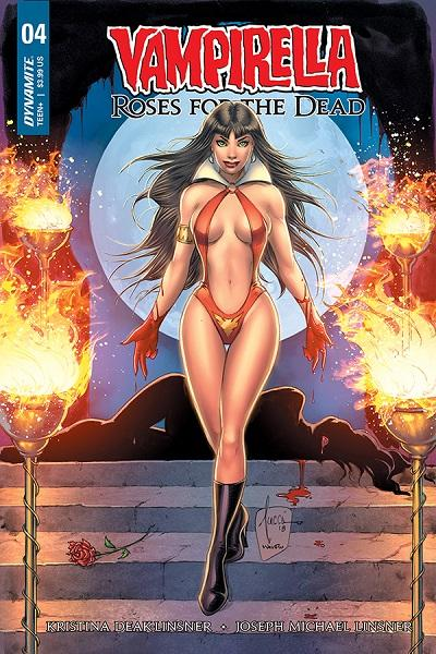 Vampirella_ Roses for the Dead by Billy Tucci