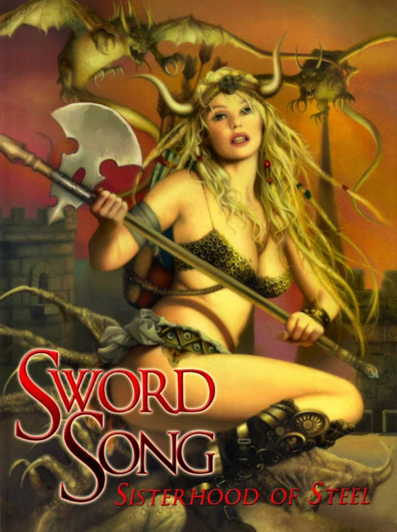 Sword Song by Arantza