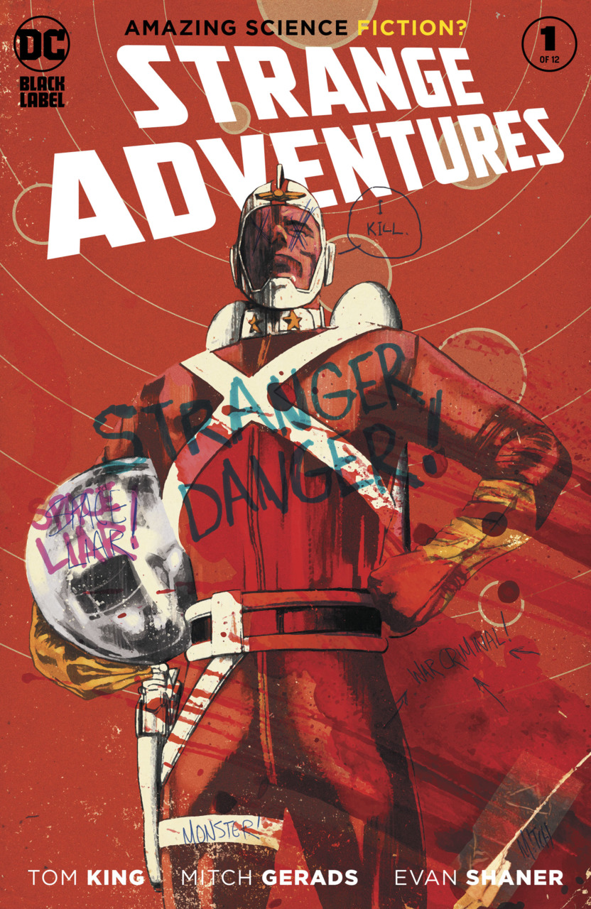 Strange Adventures by Mitch Gerads