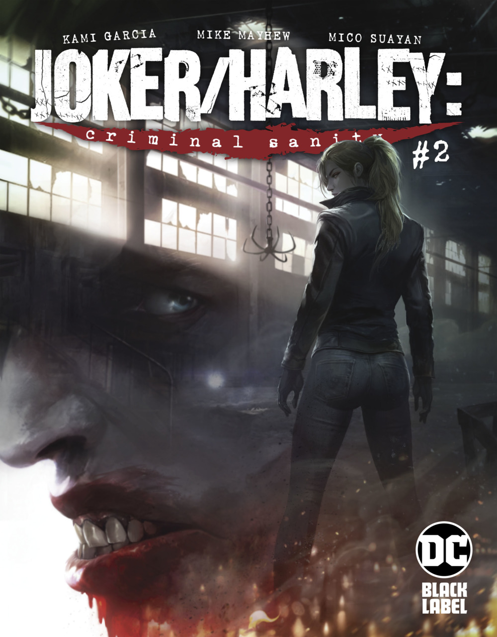 Joker/Harley: Criminal Insanity by Kami Garcia