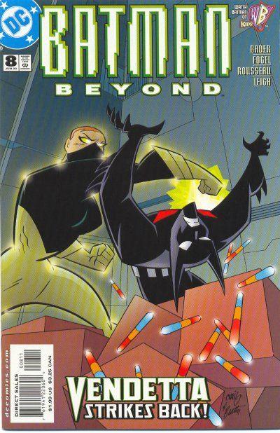 Batman Beyond by Craig Rousseau