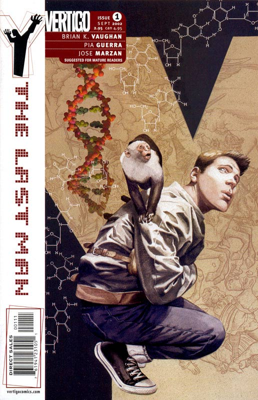 Y the Last Man by Brian K. Vaughan
