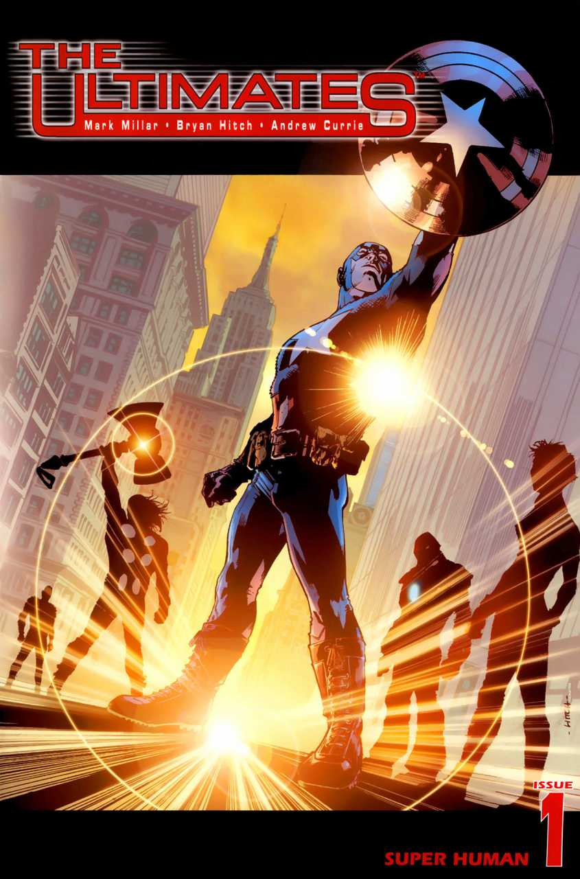 The Ultimates by Mark Millar