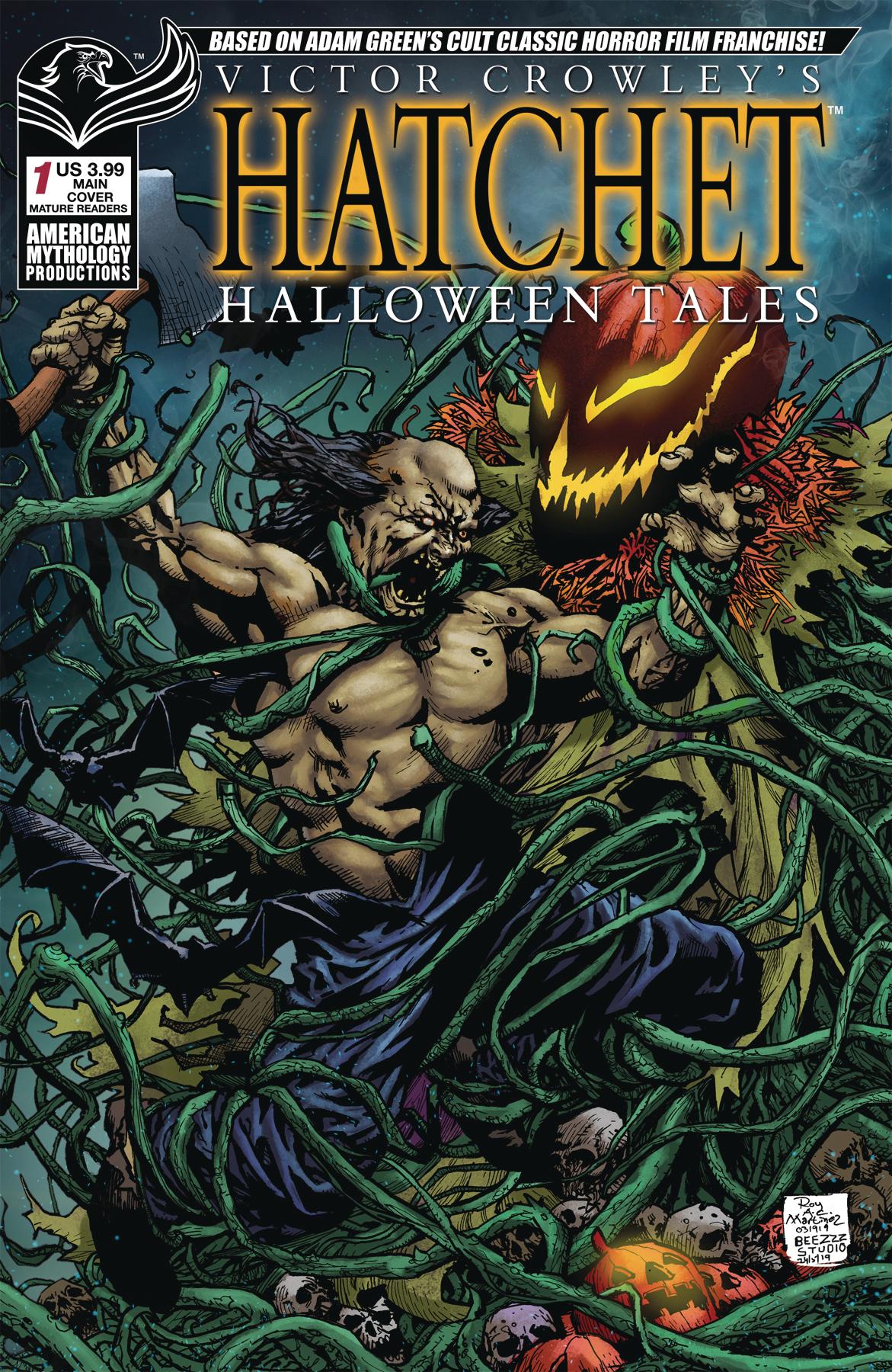 Victor Crowley_s Hatchet Halloween Tales