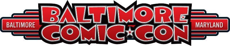 Baltimore Comic-Con logo