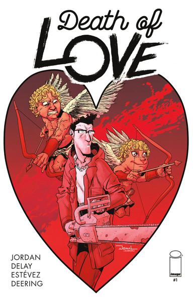 Death of Love by Justin Jordan