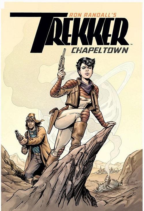 Trekker_ Chapeltown by Ron Randall