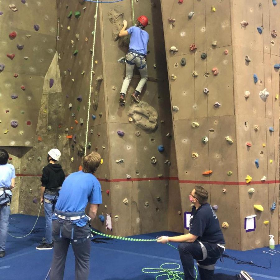Climbing Grant 2020i