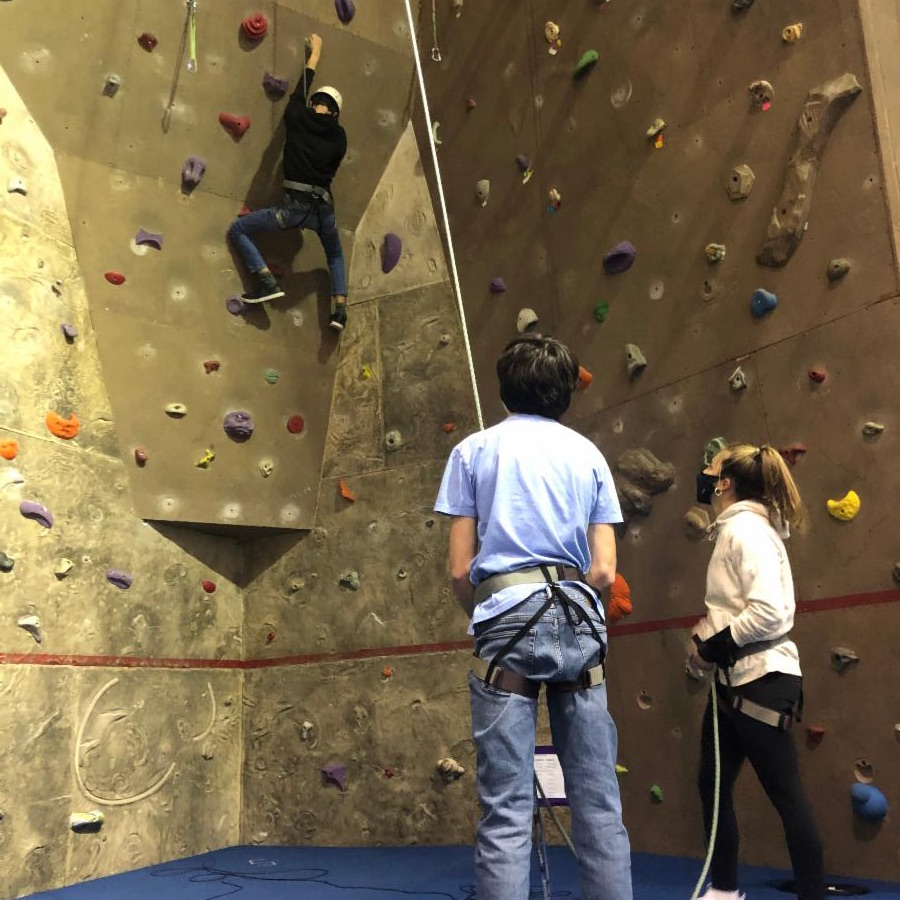 Climbing Grant 2020h