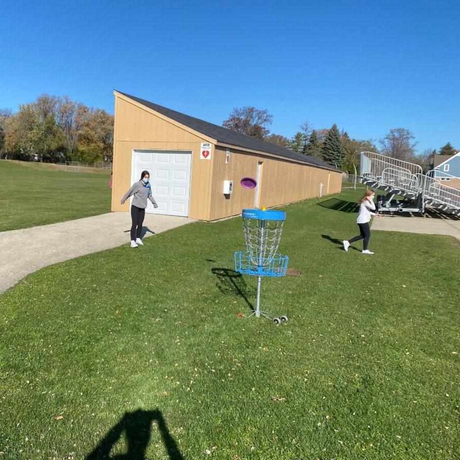 Frisbee Golf 2020b