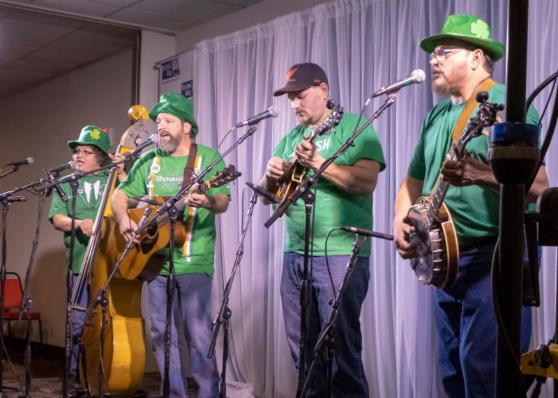 Clarion River Bluegrass Jam - Photo credit to Bright Ideas Learning Center & Photography