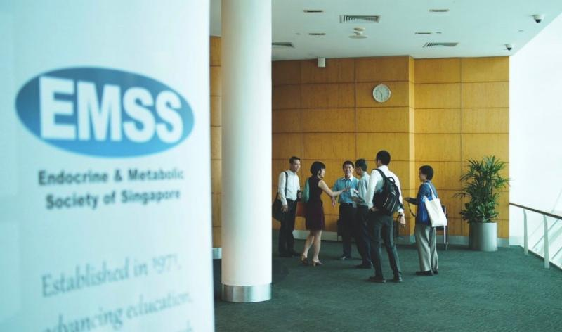 Endocrine and Metabolic Society of Singapore _EMSS_ Members Talk