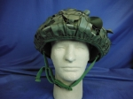 815f4b4cae4 ZGH-0001 First Gulf War Iraqi M80 3 Helmet and Foliage Net Our Price   74.95