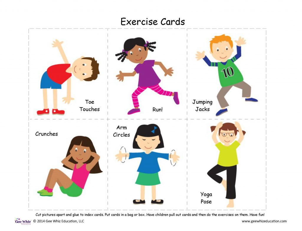 Quick Exercise Boosters