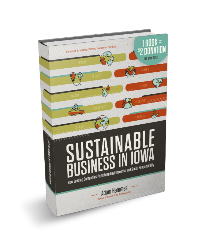 Sustainable Business In Iowa Book