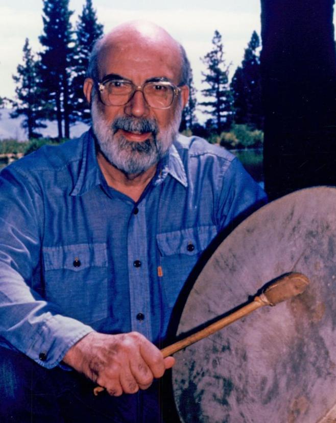 Michael Harner Drum