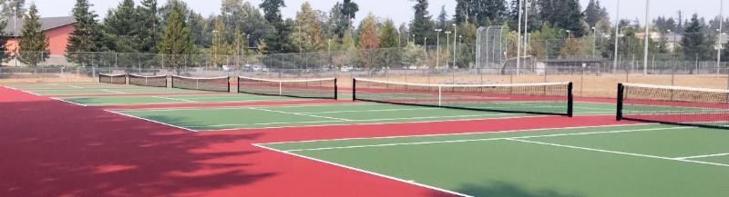Kentlake tennis courts