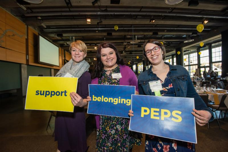 PEPS Group Leaders