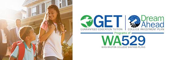 Washington College Savings Plans