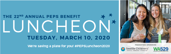 The 22nd Annual PEPS Benefit Luncheon