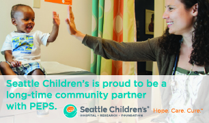 Seattle Childrens longtime PEPS community partner