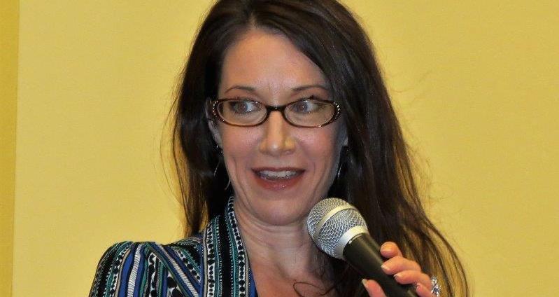Poet-  Rosemarie Dombrowski