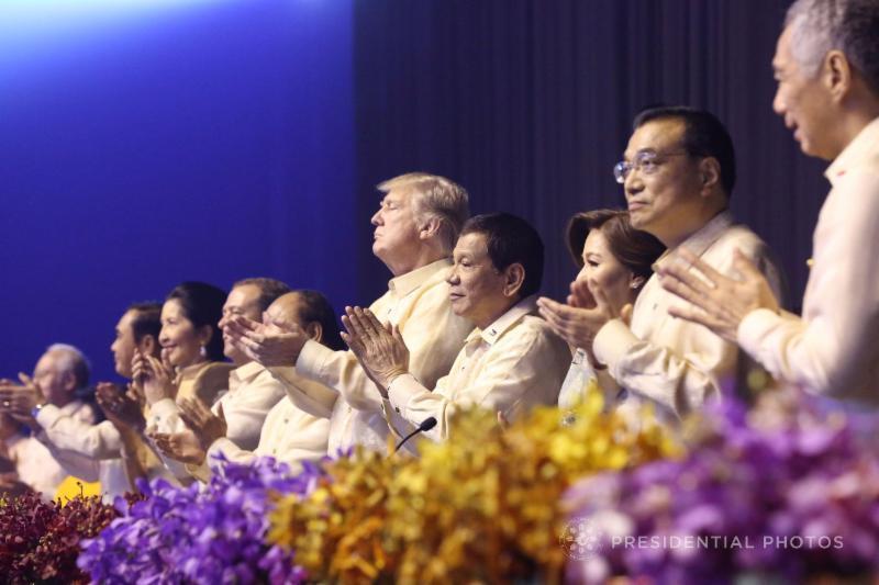 ASEAN 50th Anniversary Gala