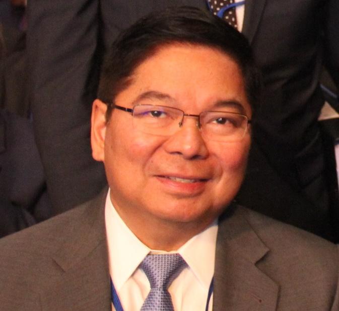 BSP Governor Tetangco, Jr.
