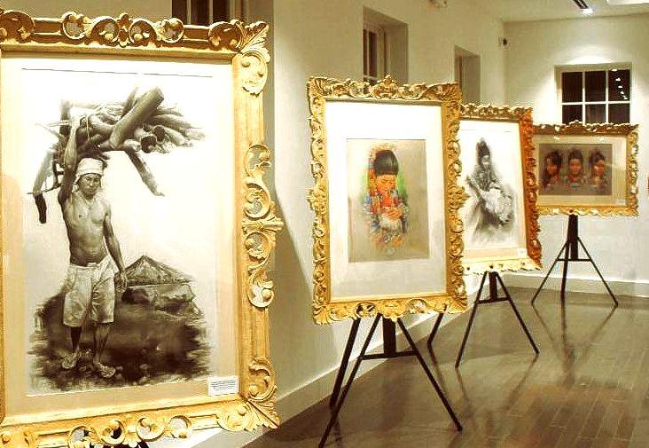 Liwanag Exhibit