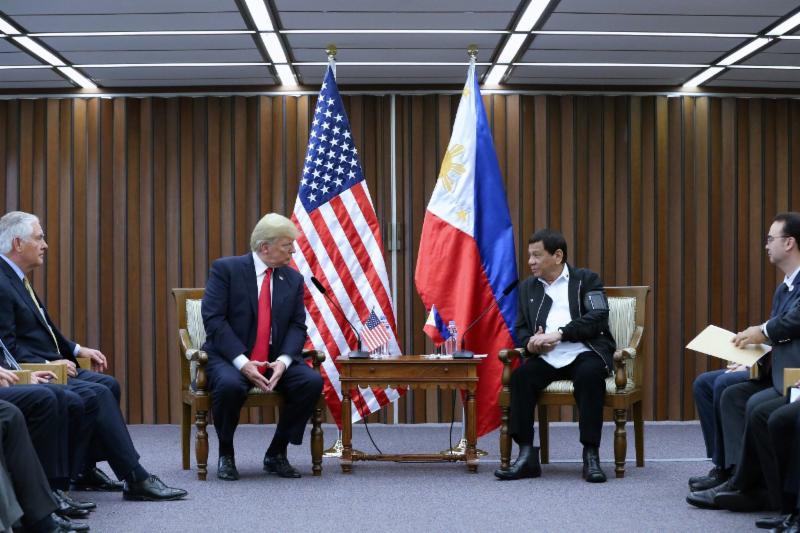 President Trump and President Duterte