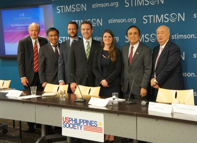 Economic Briefing at Stimson Center