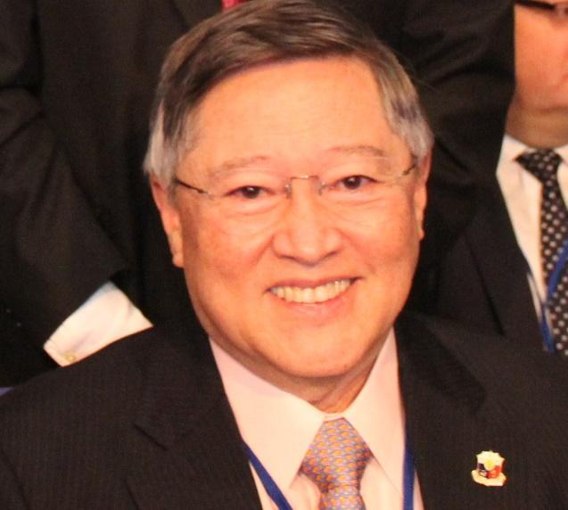 Finance Secretary Dominguez
