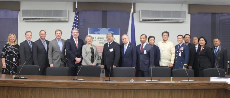 US-PH Bilateral Strategic Dialogue