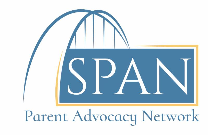 Logo for SPAN Parent Advocacy Network