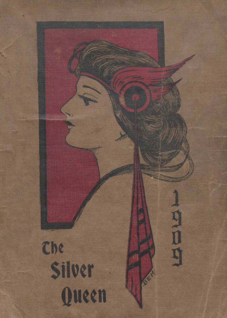 1909 AHS yearbook