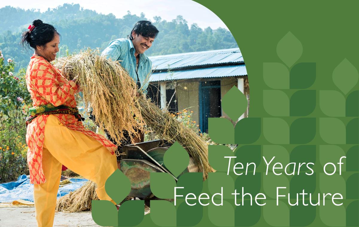 Ten Years of Feed the Future