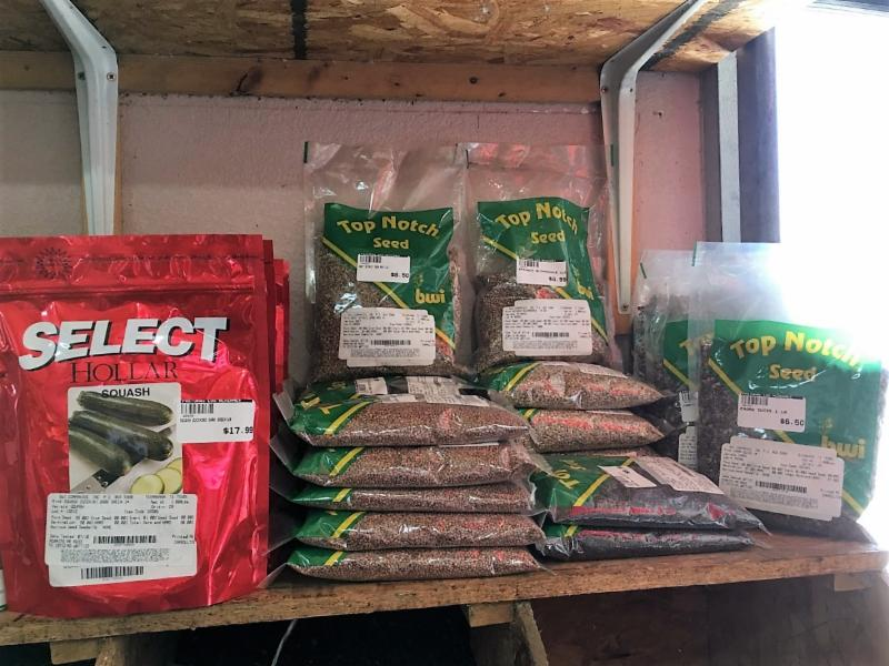 It's time for fall planting and Pasturas Los Alazanes has all the cool weather seed you need.