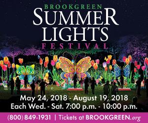 Brookgreen Summer Lights Festival